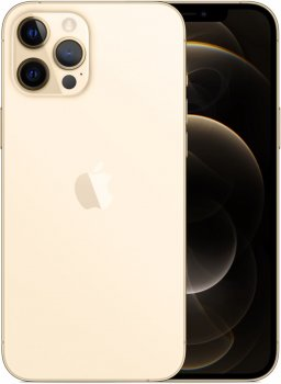 Мобільний телефон Apple iPhone 12 Pro Max 256 GB Gold Офіційна гарантія