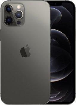 Мобільний телефон Apple iPhone 12 Pro Max 128 GB Graphite Офіційна гарантія