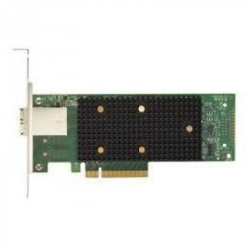 Контролер RAID Lenovo ThinkSystem 430-8e SAS/SATA 12Gb HBA (7Y37A01090)