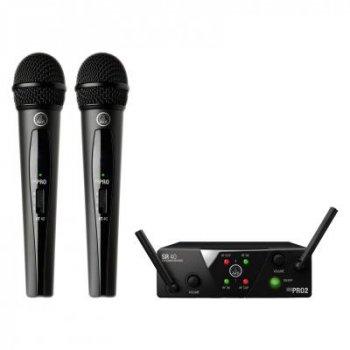 Мікрофон AKG WMS40 Mini2 Vocal Set BD ISM2/3 EU/US/UK