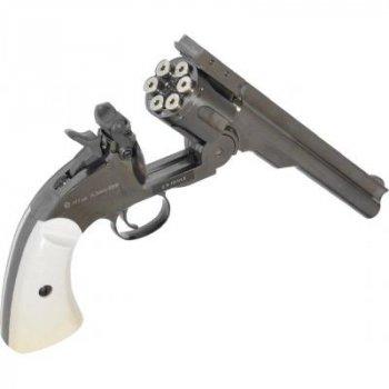 """Пневматичний пістолет ASG Schofield 6"""" BB (18912)"""