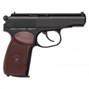 Пневматичний пістолет SAS Makarov (KM-44DHN/2370.14.30)