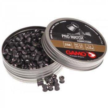 Кульки Gamo Pro-Match 250шт кал.5,5 (6321825)