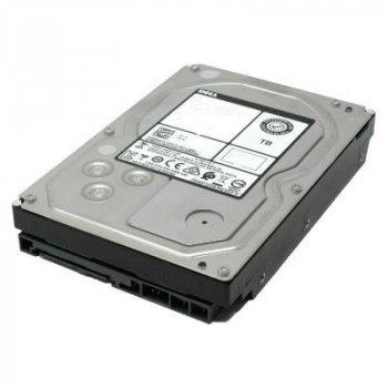 Жесткий диск для сервера Dell 4TB 7.2K SATA 6Gbps 512n 3.5 LFF (400-AUUX)