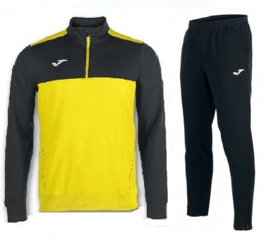 Спортивный костюм JOMA WINNER желто-черный 100947.901_100165.100