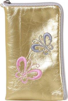Чехол для защитной маски RedPoint Бабочки 2 Золотой (КС.З.09.01.022)