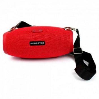 Бездротова колонка HOPESTAR H26 Pro Версія Bluetooth USB Red