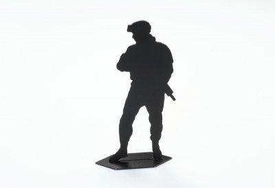 """Мішень СЕМ """"Солдат-1"""""""