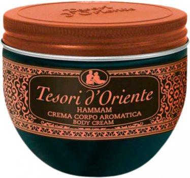 Крем для тіла Tesori d'Oriente Hammam 300 мл (8008970005607)