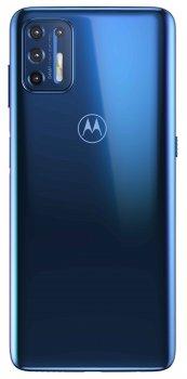 Мобільний телефон Motorola G9 Plus 4/128 GB Blue (PAKM0019RS)