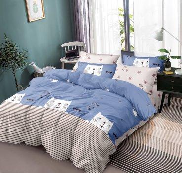 Комплект постельного белья Love You Поплин 203007 200х220 (ly7307) (4820000007307)