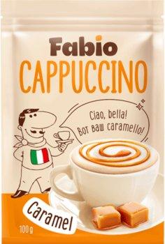Упаковка Капучино Fabio Карамель 100 г х 2 шт (4813785007128)