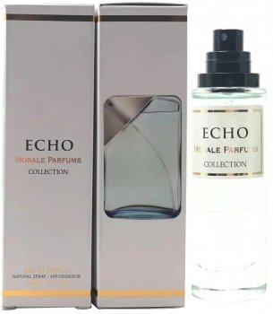 Парфюмированная вода для мужчин Мораль Парфюм Echo версия Davidoff Echo 30 мл (3101065646893)