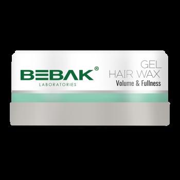 Гель-віск для укладання і об'єму волосся BEBAK Volume, 150 мл