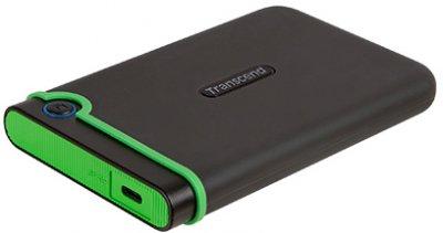 """Жесткий диск Transcend StoreJet 25M3C 4TB TS4TSJ25M3C 2.5"""" USB 3.1 Type-C External"""