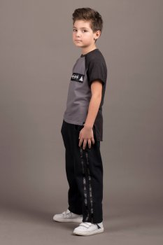 Штани ANDRE TAN Kids K30087P Хакі