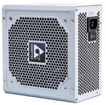 Блок живлення для ПК CHIEFTEC ATX 2.3, APFC, 12cm fan, ККД 80% (GPC-700S)
