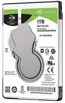 Жорсткий диск (HDD) Seagate для ноутбука 1TB 5400rpm 128MB SATAIII ST1000LM048 (ST1000LM048)