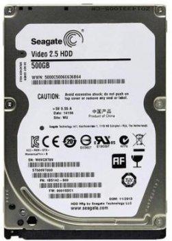 Жорсткий диск (HDD) Seagate 16Mb, 5400rpm, Video (ST500VT000) Refurbished 12 міс. (ST500VT000_)