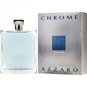 Туалетная вода для мужчин Azzaro Chrome 100 мл