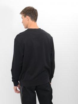 Світшот Calvin Klein Jeans Logo Tape Fashion Crew Neck J30J315701-BAE0 CK Black