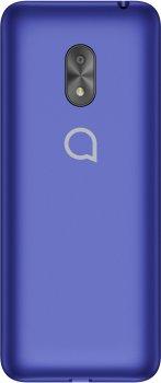 Мобільний телефон Alcatel 2003 Dual SIM Metallic Blue (2003D-2BALUA1)