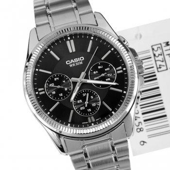 Чоловічий годинник Casio MTP-1375D-1A