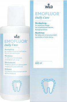 Ополаскиватель для полости рта Dr. Wild Emofluor Daily Care 400 мл (7611841701839) (11.1422)