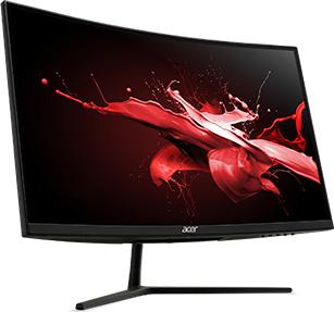 """Монітор 23,6"""" Acer Nitro EI242QRPbiipx (UM.UE2EE.P01)"""