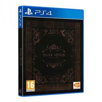 Dark Souls Trilogy (Sony PlayStation 4, С русскими субтитрами)