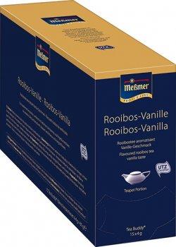 Чай пакетированный Messmer ProfiLine Rooibos-Vanille 15 х 4 г