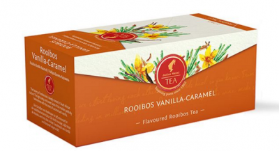 Чай пакетированный Julius Meinl Organic Rooibos Vanilla Cederberg Mountains 20 х 3,5 г