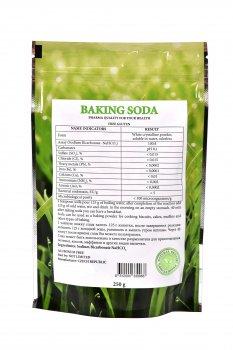 Очищена сода Baking Soda Медичне якість для Вашого здоров'я. Чехія. 250г для лікування за Неумывакину В. П (У новій упаковці)