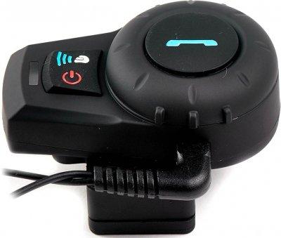 Bluetooth-мотогарнитура для шлема FreedConn FDC FDC VB радио, интерком 700 м (fdfdcvb)