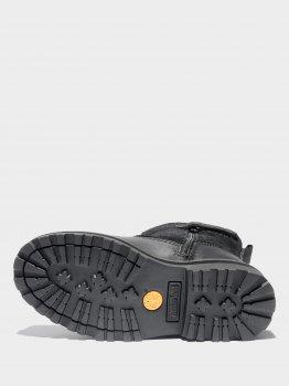 Сапоги кожаные Timberland TB0A2N35001 Черные