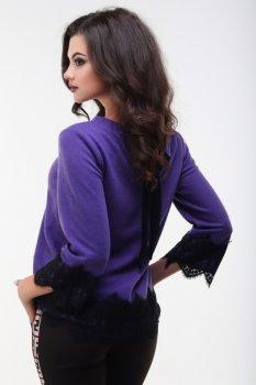 Блузка Jaklin 7913 Фиолетовая