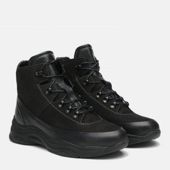 Ботинки VRX 828_Черные Черные