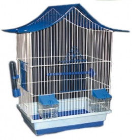 Клетка для попугаев и птиц Лори 330*230*470 (45915-zm)
