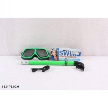 Набор для плавания (маска с трубкой) C218