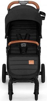 Прогулянкова коляска Kinderkraft Grande LX Black (5902533914333)