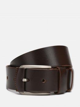 Мужской ремень кожаный Sergio Torri 14-0004/45 125 см Коричневый (2000000018669)