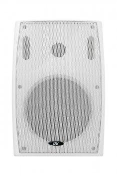 """Настенная влагозащищенная акустическая система DV audio 6""""+1,5"""" 40W IP65 PB-6.2T IP White"""