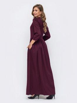 Плаття Dressa 50332 Фіолетове