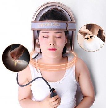 Тренажер для коррекции шейного отдела позвоночника Cervical Vertebа Traction (3497)