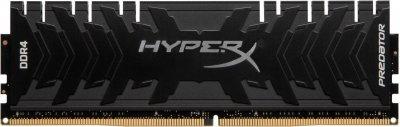 Оперативна пам'ять HyperX DDR4-4000 8192 MB PC4-32000 Predator (HX440C19PB4/8)