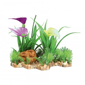 Растение для аквариума Trixie на подставке 13 см