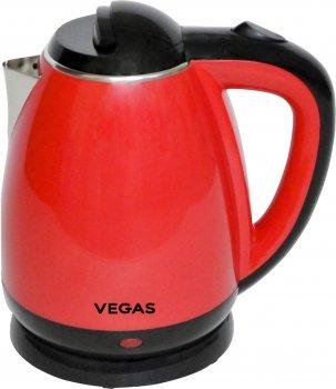 Електрочайник Vegas VEK-6060R
