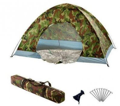 Палатка четырехместная туристическая Stenson R17759 (gr_014506)
