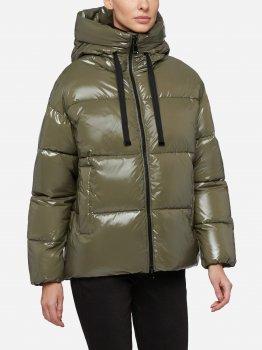 Куртка Geox W0428P-T2656-F3450 Зеленая
