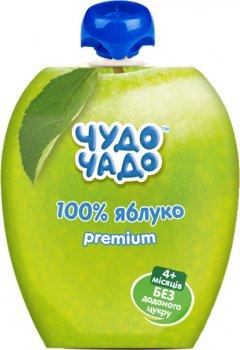 Упаковка пюре Чудо-Чадо Яблуко з 4 місяців 90 г x 16 шт. (4820016254084)